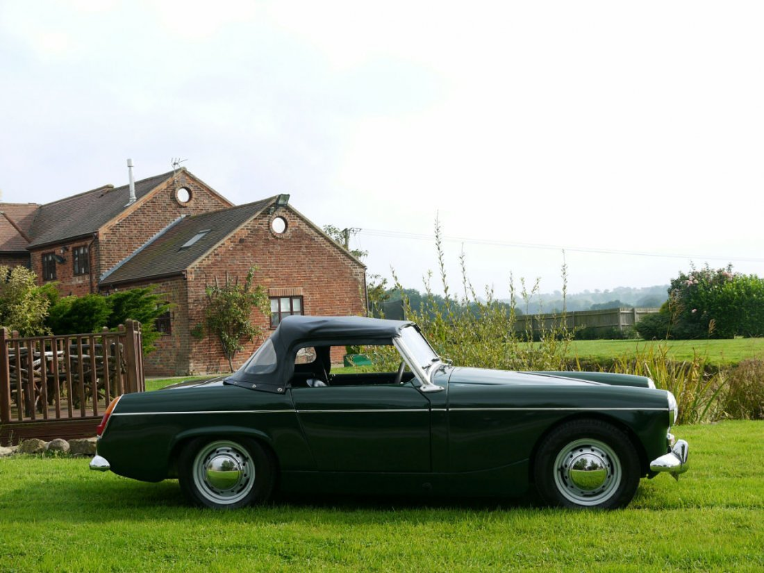 1961 MG Midget MK 1 948cc - 3
