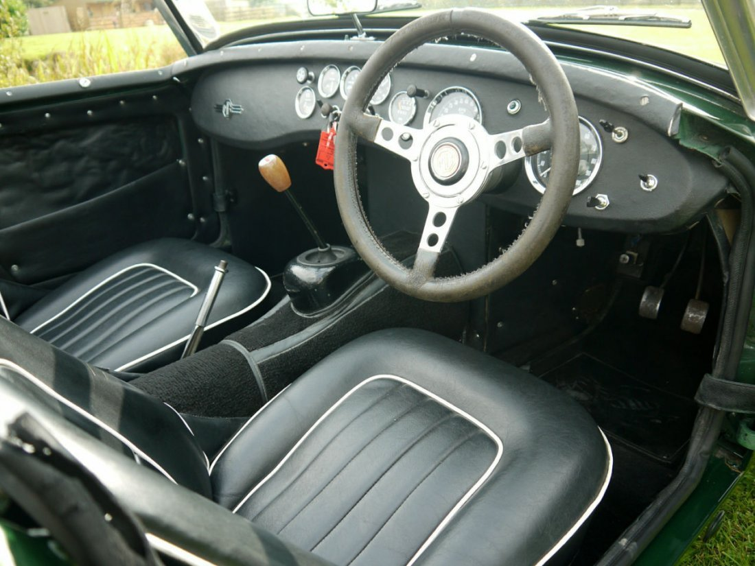 1961 MG Midget MK 1 948cc - 4