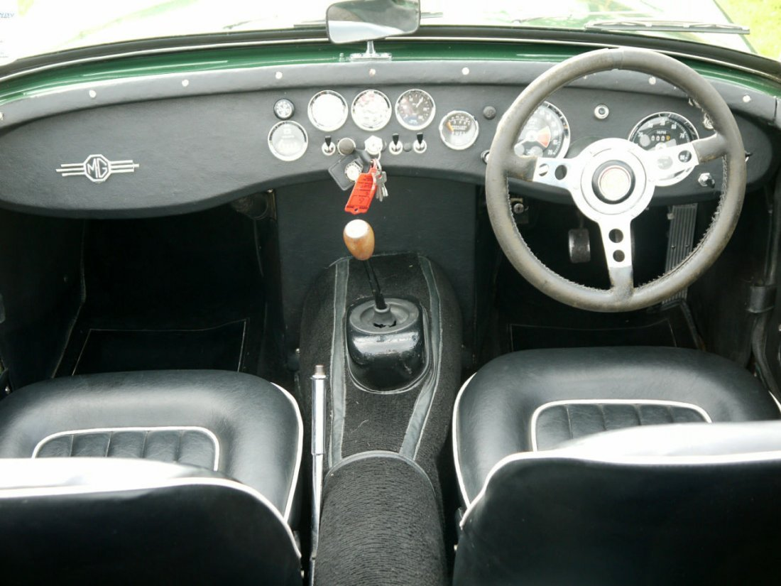 1961 MG Midget MK 1 948cc - 5