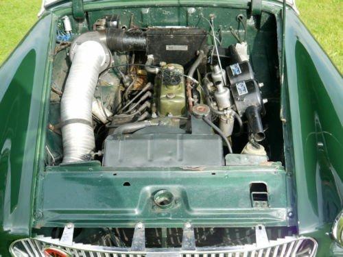 1961 MG Midget MK 1 948cc - 6