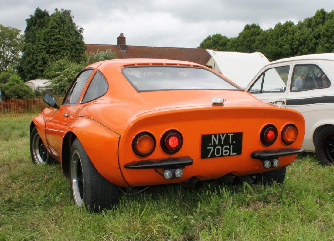 1972 Opel GT 1.9