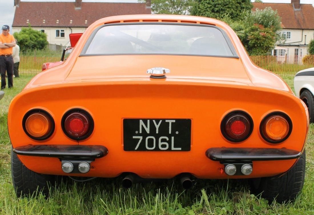 1972 Opel GT 1.9 - 4