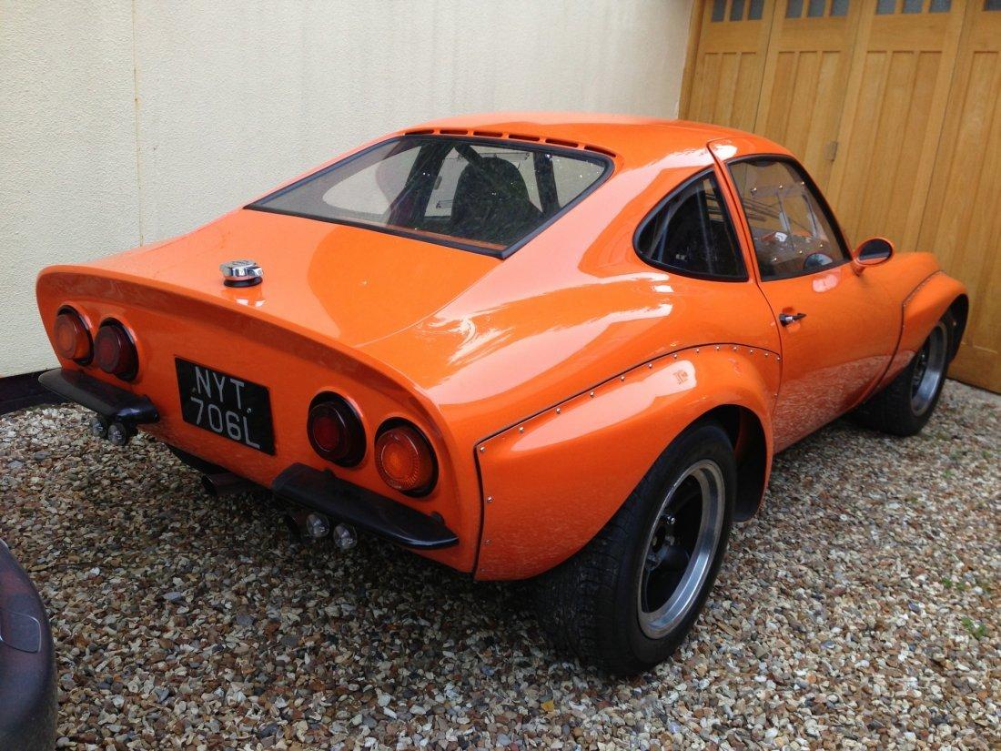 1972 Opel GT 1.9 - 6