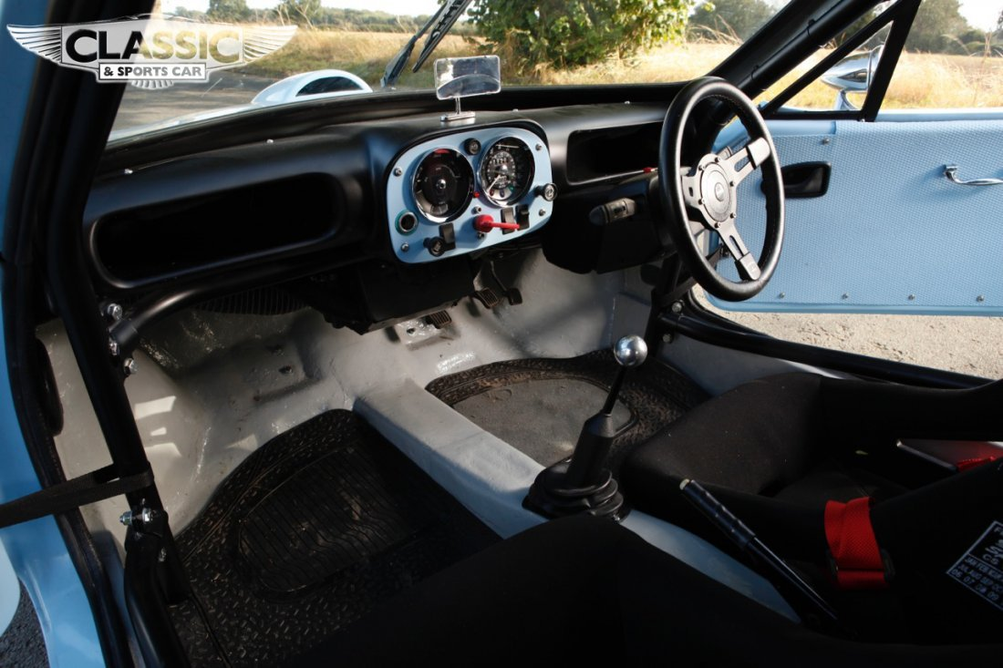 1968 Marcos Mini Marcos Mk 3 - 8