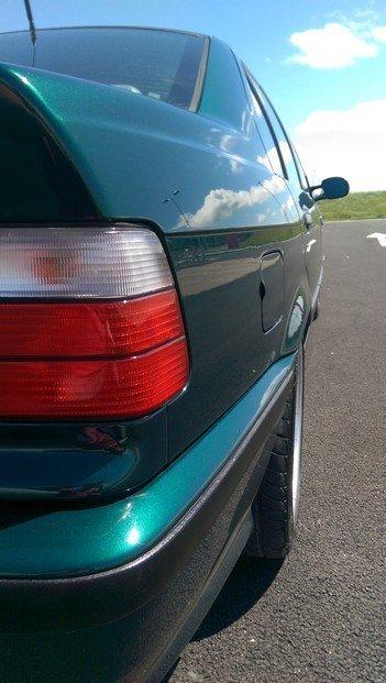 1996 BMW E36 M3 Evo 4dr Saloon (Ex Top Gear) - 10