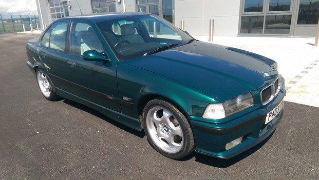 1996 BMW E36 M3 Evo 4dr Saloon (Ex Top Gear)