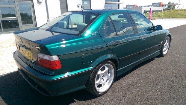 1996 BMW E36 M3 Evo 4dr Saloon (Ex Top Gear) - 6