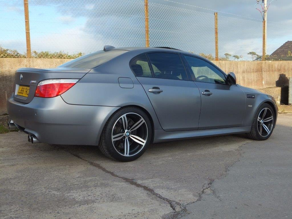 2010 BMW E60 M5 25th Anniversary 07/25 - 5