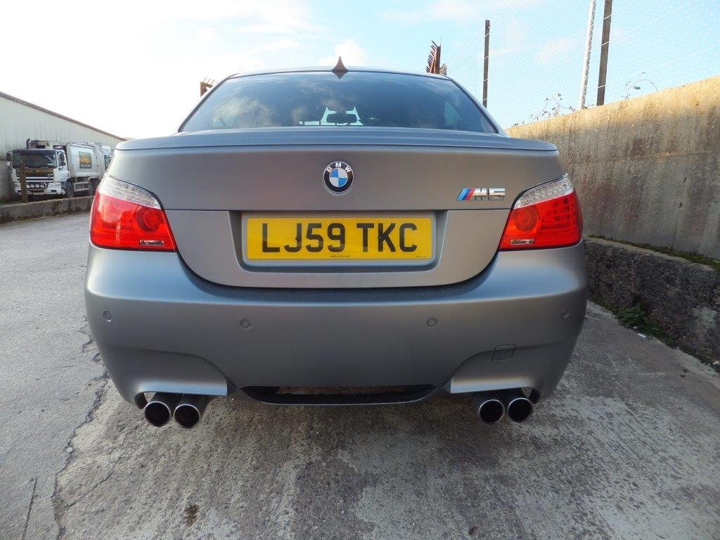 2010 BMW E60 M5 25th Anniversary 07/25 - 7