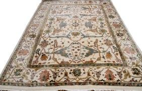 INDO OUSHAK HAND WOVEN WOOL CARPET