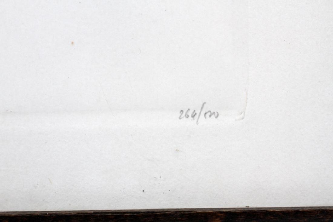 LEON DANCHIN ORIGINAL ETCHING - 3