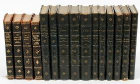 A COLLECTION OF VARIOUS ALEXANDRE DUMAS WORKS