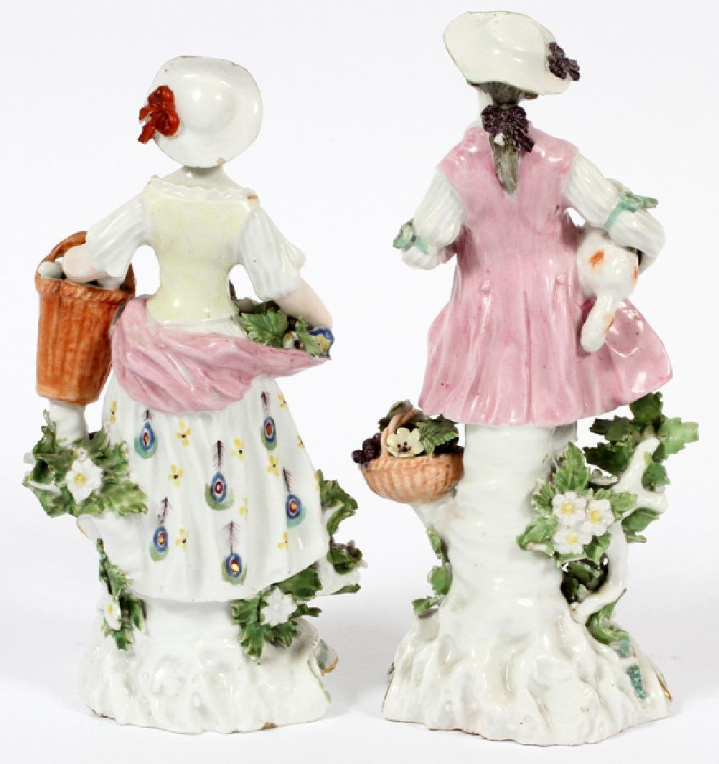 GERMAN PORCELAIN FIGURES - 2
