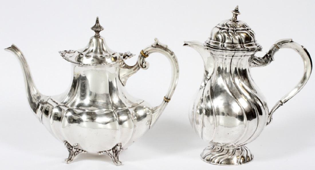 REED AND BARTON HAMPTON COURT STERLING COFFEEPOT