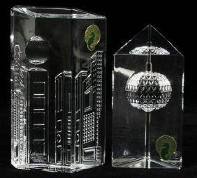 WATERFORD CRYSTAL TIMES SQUARE COLLECTION