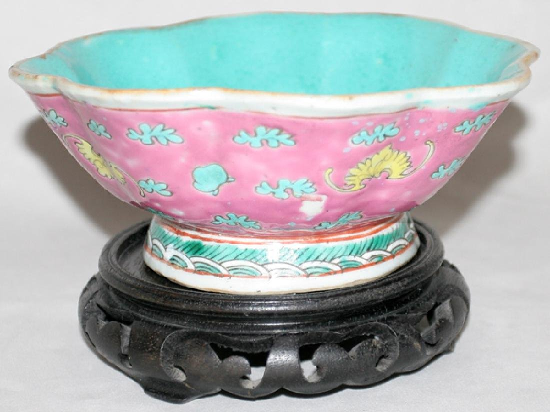 CHINESE PORCELAIN BOWL 19TH.C.