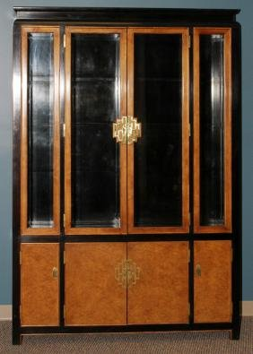 CENTURY FURNITURE CO. CHINA CABINET