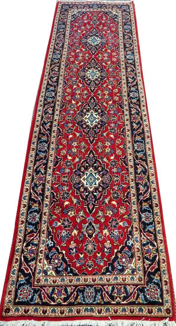 PERSIAN KASHAN RUNNER 1990-2000
