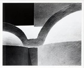 HOWARD BOND CONTEMPORARY SILVER PRINT 1984