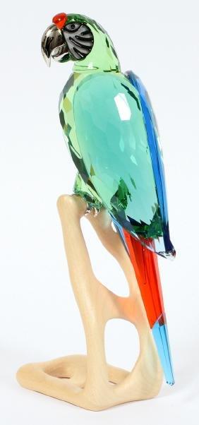 Swarovski Crystal Macaw