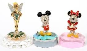 Disney Arribas Collection Swarovski Crystal