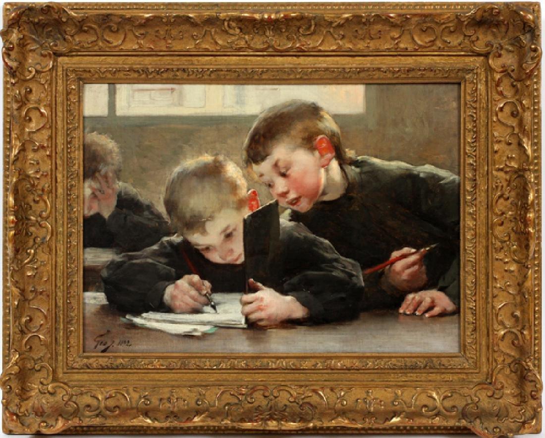 HENRY JULES JEAN GEOFFROY 1892