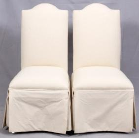 ETHAN ALLEN SIDE CHAIRS 2