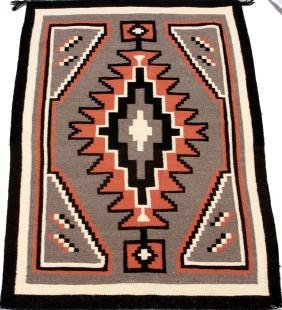 NAVAJO WOOL KLAGETOH WEAVING