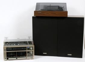 FISHER AUDIO COMPONET SYSTEM