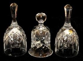 CRYSTAL BELLS, 1 WATERFORD AND 2 TYRONE CRYSTAL