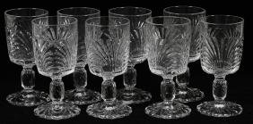 CAMBRIDGE CAPRICE PEDESTAL GLASSES
