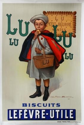 AFTER FIRMIN BOUISSET PROMOTIONAL POSTER