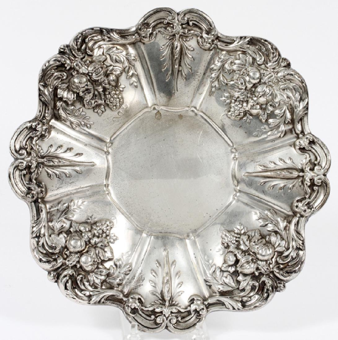 REED & BARTON FRANCIS I STERLING SERVING PLATE