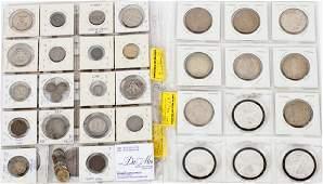 U.S. $1.STERLING SILVER BULLION PRF-COINS MORGAN &