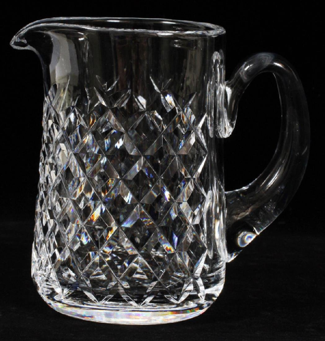 WATERFORD 'ALANA' CRYSTAL PITCHER