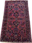 ANTIQUE PERSIAN SAROUK RUG 192030