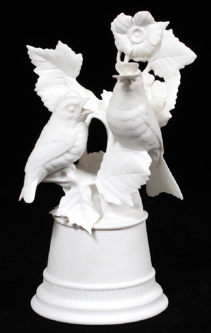 BOEHM PORCELAIN BIRD FIGURINE C1960'S