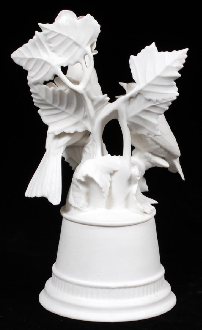 BOEHM PORCELAIN BIRD FIGURINE C1960'S - 2