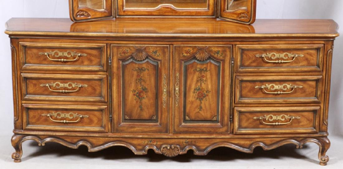 DREXEL HERITAGE COUNTRY FRENCH STYLE DRESSER - 2