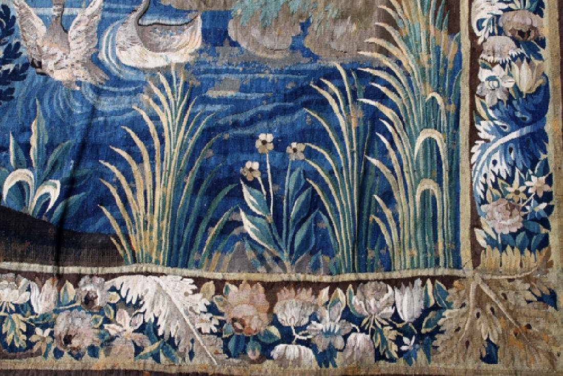 FRENCH/FLEMISH TAPESTRY 18TH C. - 2