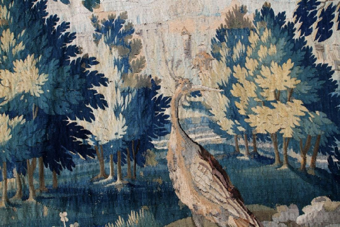 FRENCH/FLEMISH TAPESTRY 18TH C. - 5