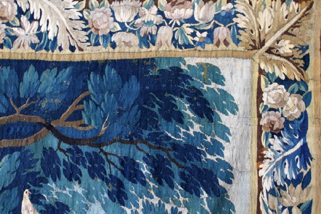 FRENCH/FLEMISH TAPESTRY 18TH C. - 7