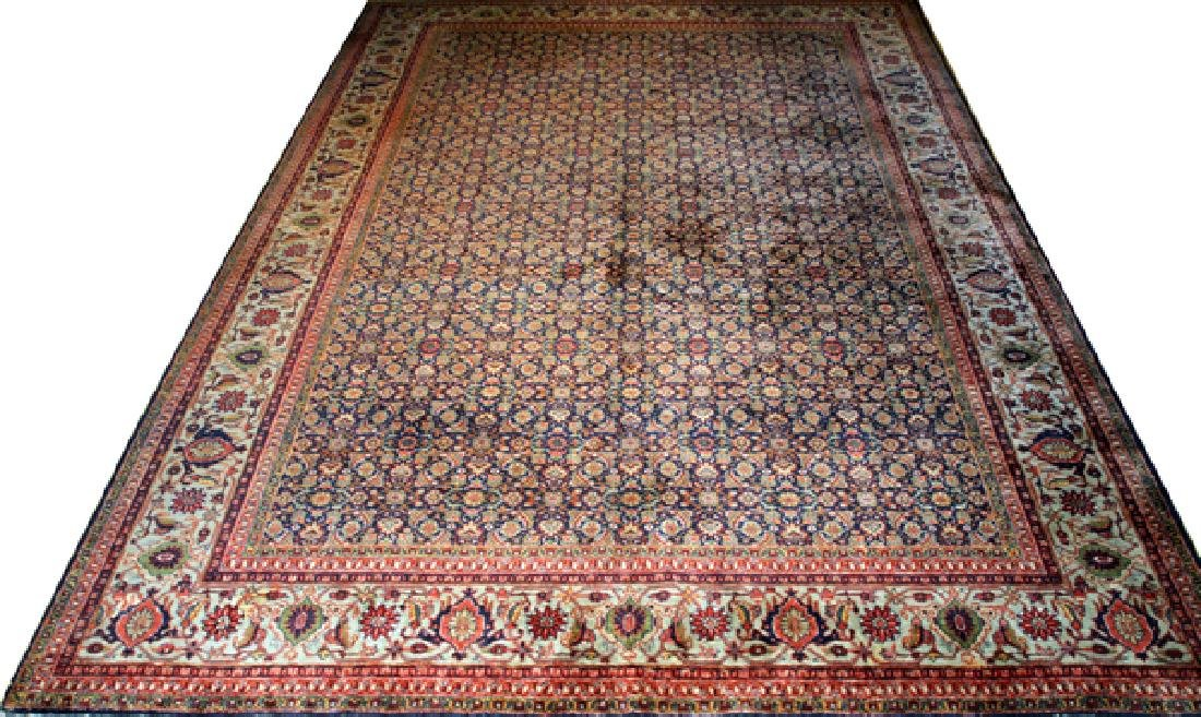 PERSIAN TABRIZ CARPET 2000