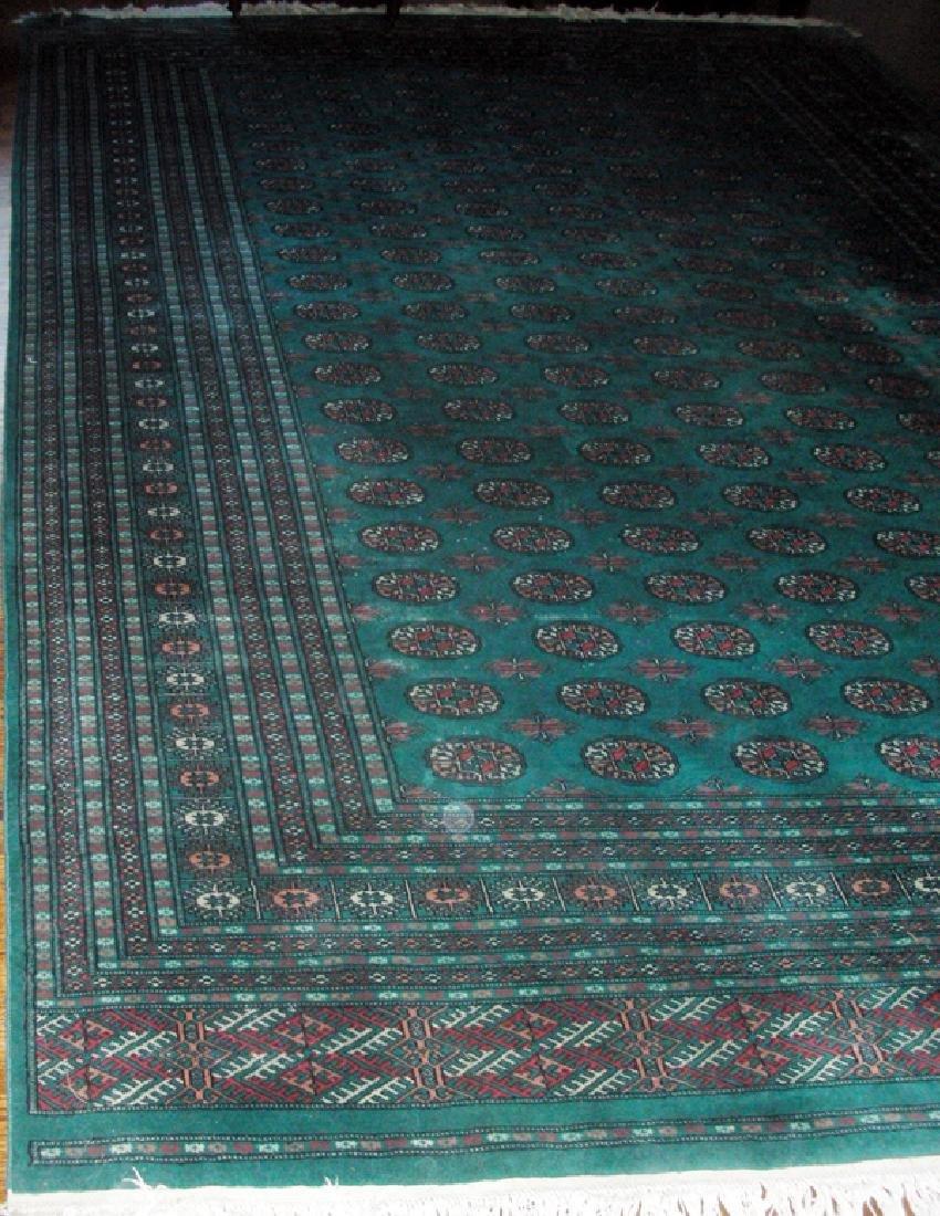 BOKHARA ORIENTAL CARPET - 4