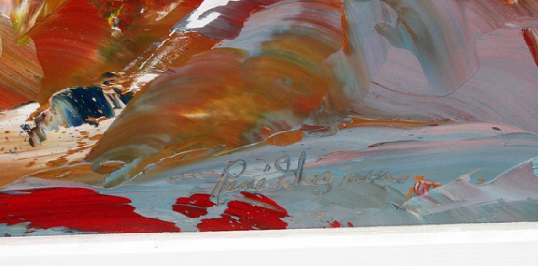 RENE GAGNON OIL ON MASONITE - 3