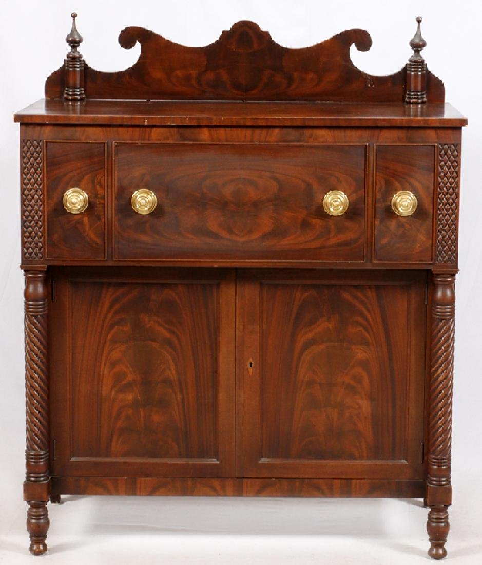 WILLIAMS-KIMP AMERICAN EMPIRE STYLE SIDEBOARD