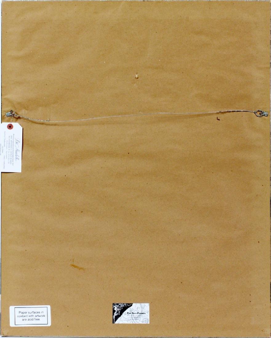 AFTER SALVADOR DALI ETCHING 1978 - 4