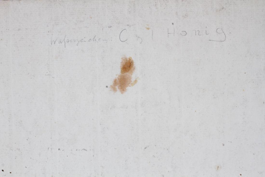 GERMAN WATERCOLOR CIRCA 1800 - 4