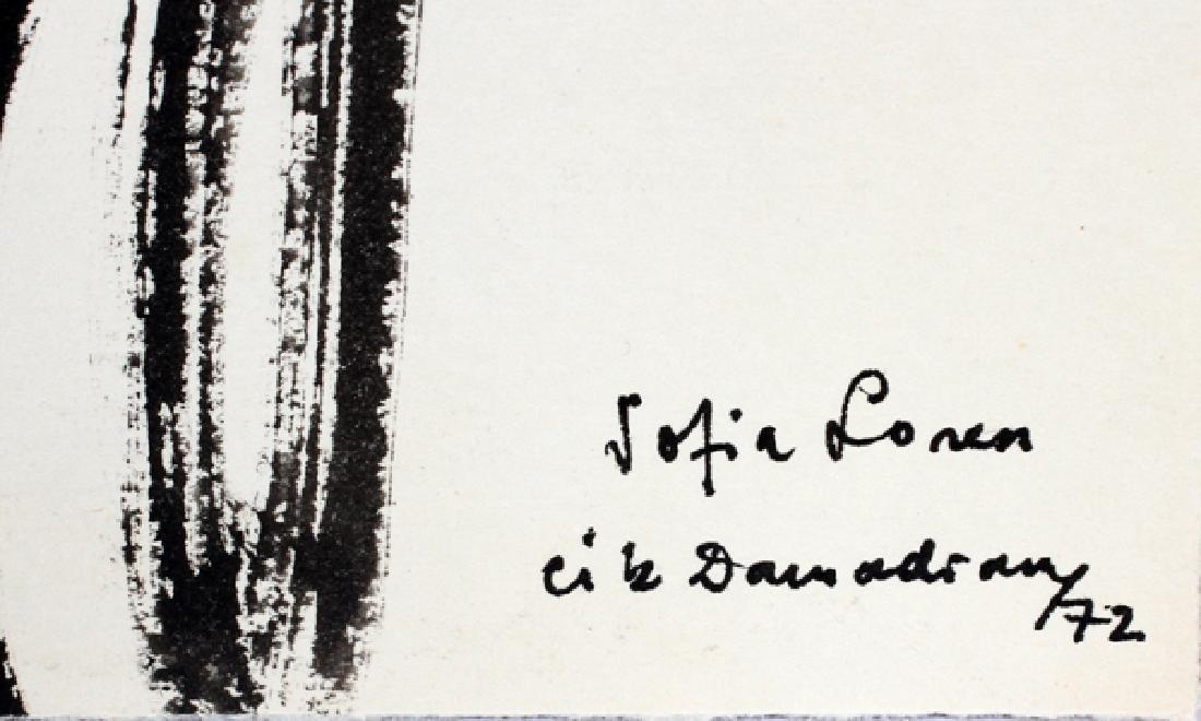 CIK DAMADIAN INK DRAWING CARICATURES - 3