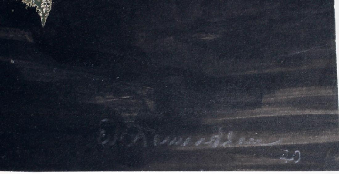 CIK DAMADIAN 3 ETCHINGS 1 LITHOGRAPH & 2 MONOTYPES - 2